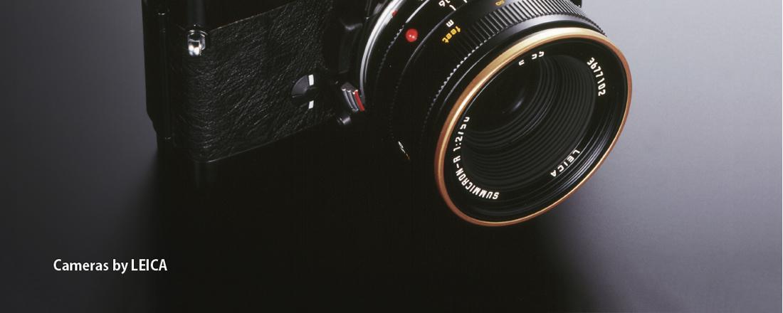 Cameras by LEICA