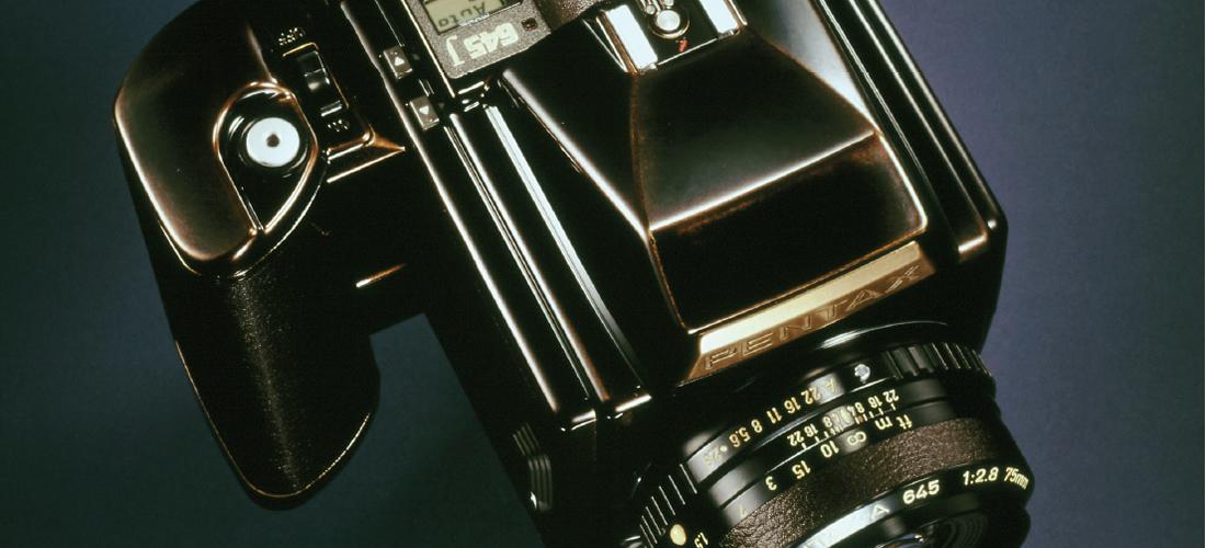 ペンタックス 645 Japan Cameras by PENTAX-2