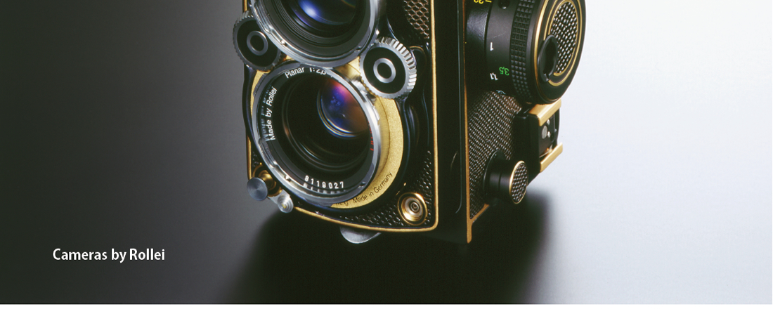 Cameras by Rollei
