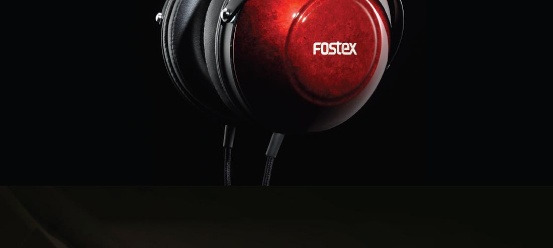 FOSTEX ステレオヘッドホーン TH900 2