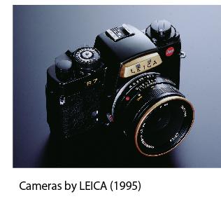 Cameras by LEICA(1995)