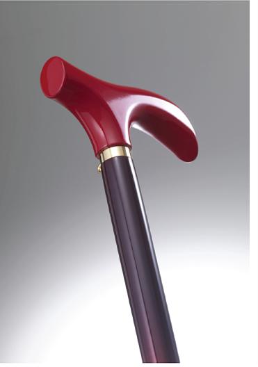 おしゃれなステッキ(URUSHI Stylish stick)朱あけぼの