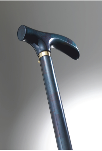 おしゃれなステッキ(URUSHI Stylish stick)ラピスブル一